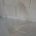 Kettingstandaards van acryl
