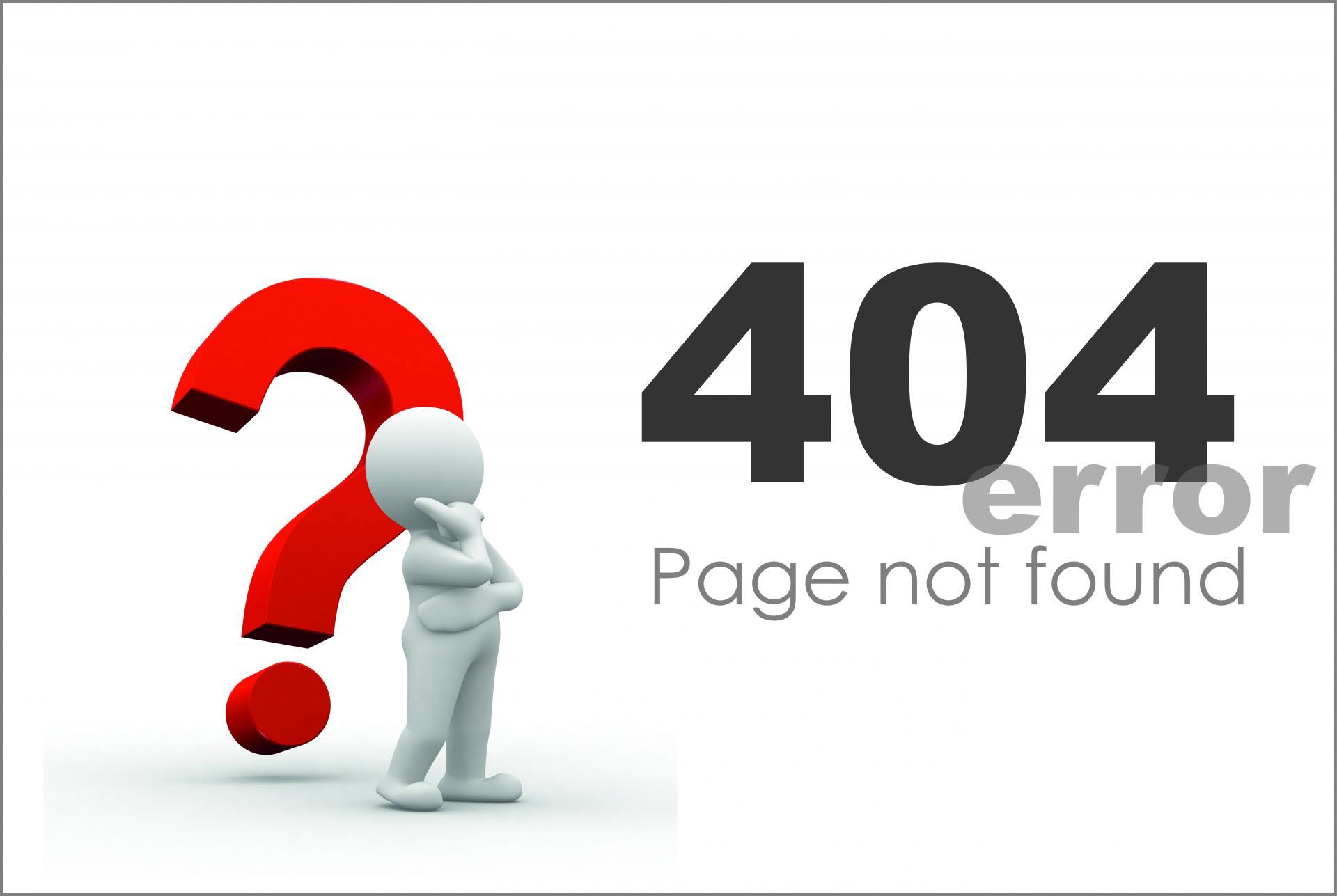 Pagina niet gevonden of verplaatst