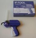 V-Tool met veiligheidssluitingen Tang met veiligheidssluitingen